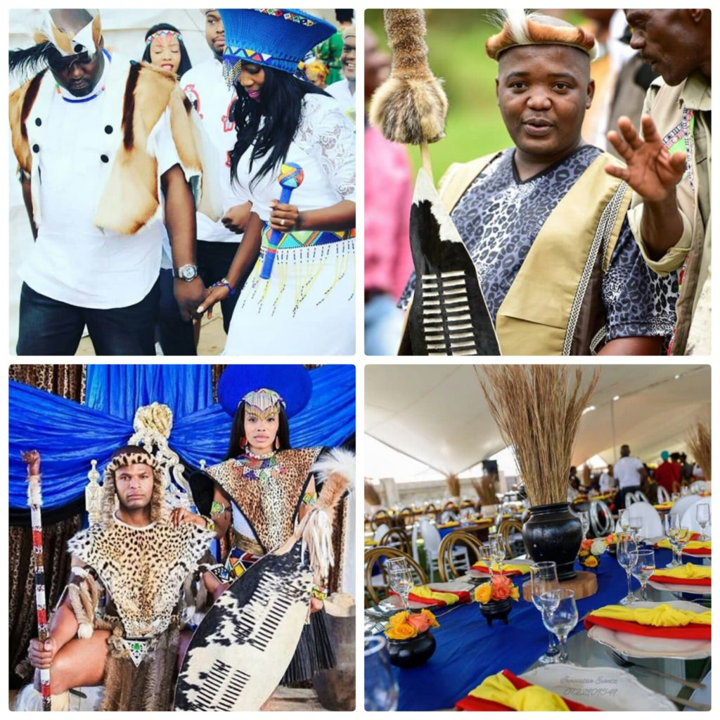 Traditional Nigerian Wedding Gifts: South African Zulu Traditional Wedding Umabo; The Process