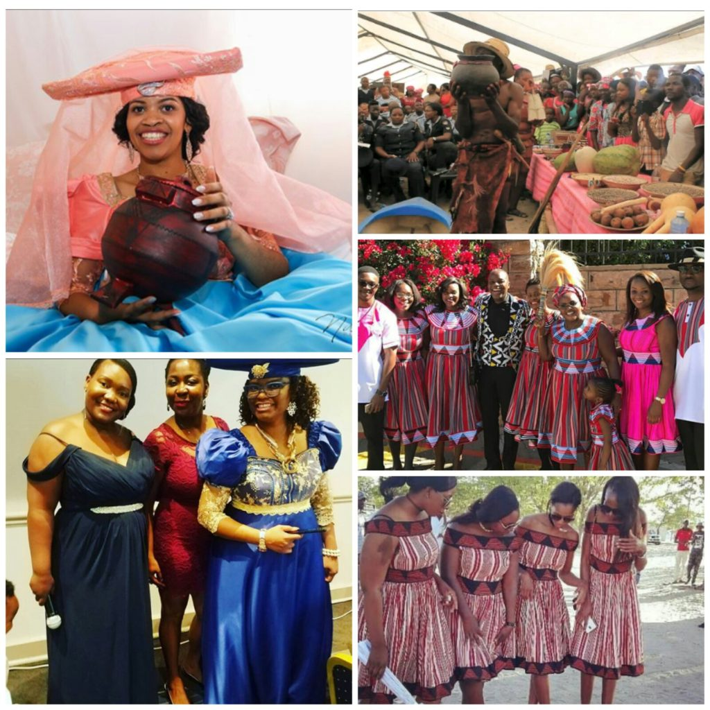 Namibia's Various Tribes And Their Traditional Wedding