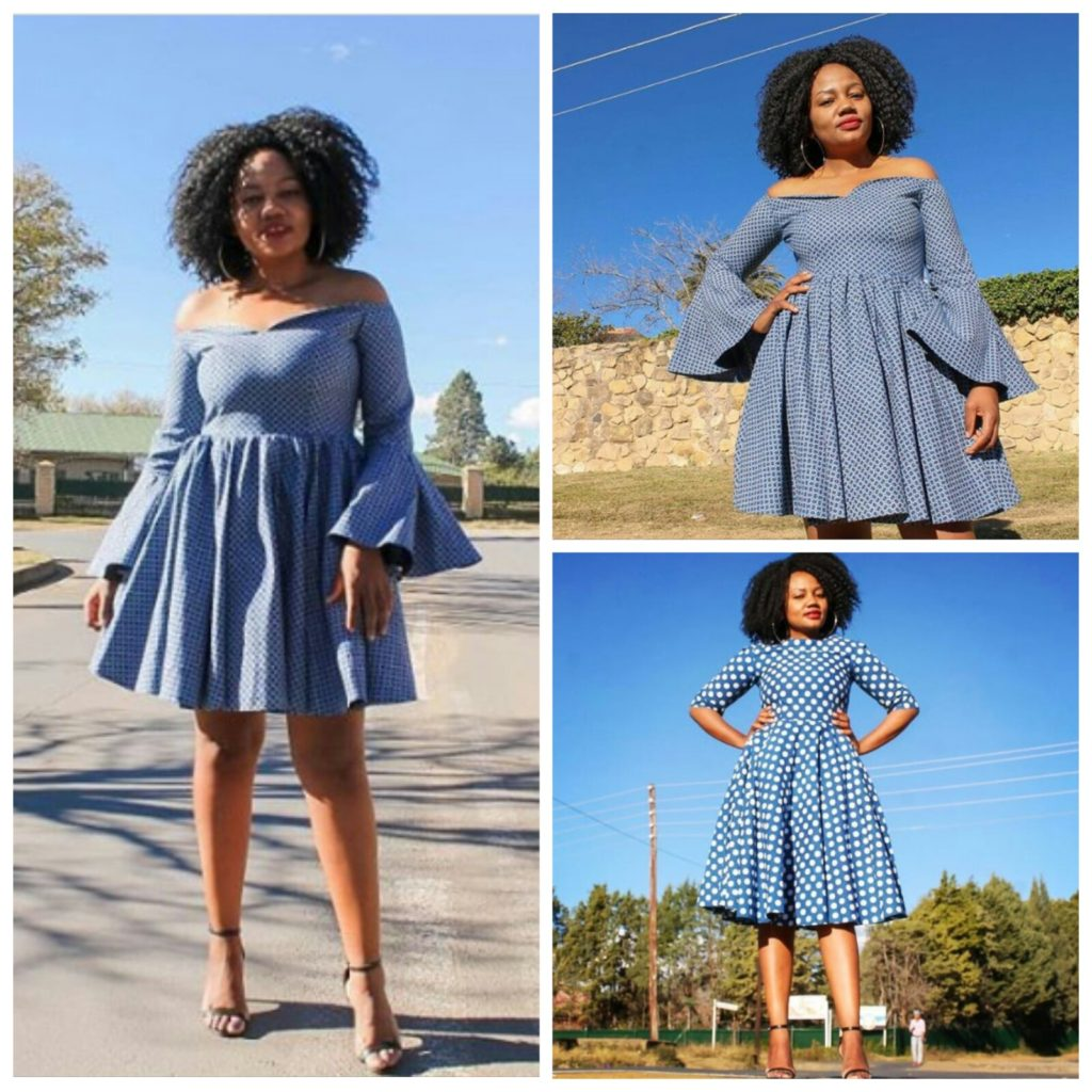 Cute Shweshwe Dress Styles By Majoress