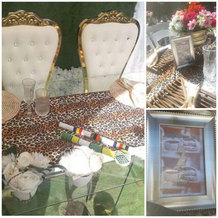 For Your Umembeso Decor And Catering Clipkulture Clipkulture
