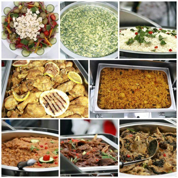 Nigerian Wedding Menu: Umembeso Wedding Traditional Food
