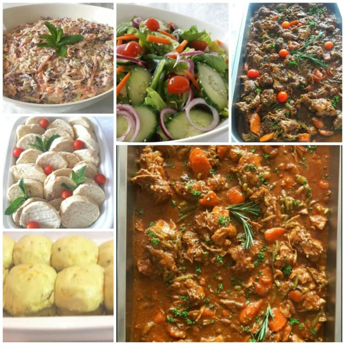 Wedding Menu Ideas In Zimbabwe: Best Umembeso Catering