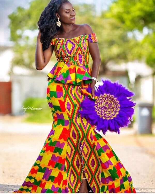 Kente Wedding Gowns: The Best Wedding Planner For Traditional