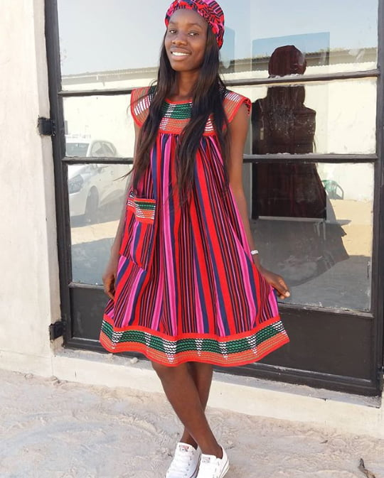 Namibia Dress