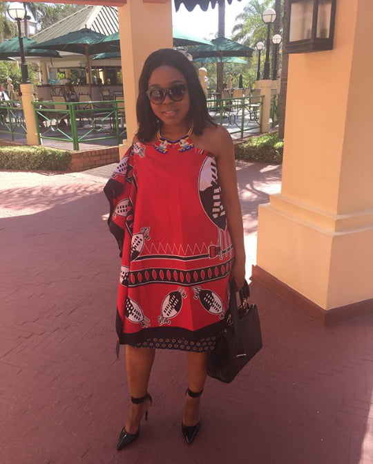 Swazi Lihiya Dress Designs