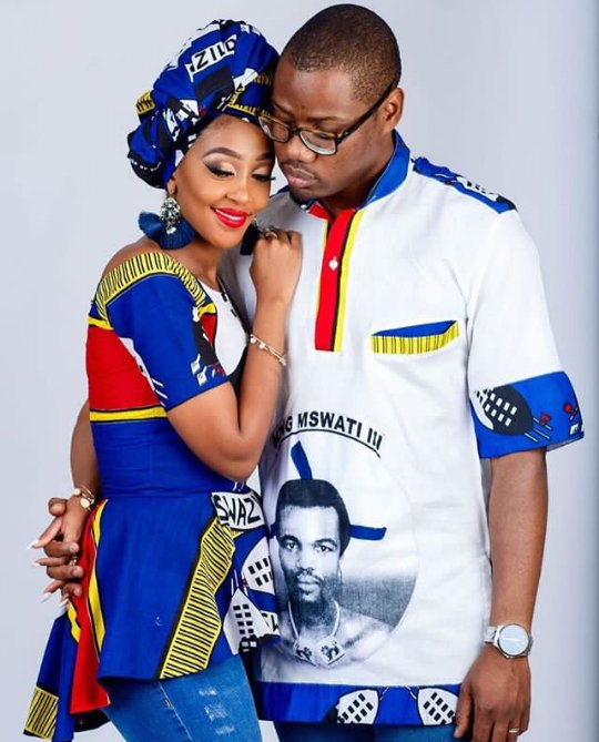 Couple In Swati Emahiya Inspired Outfit With Jeans