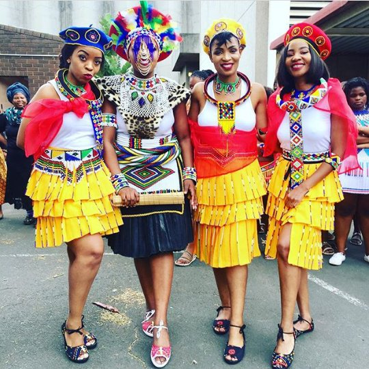 zulu culture and traditions