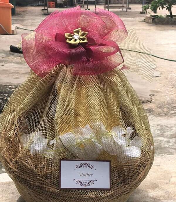 Traditional Nigerian Wedding Gifts: Gift Wrapping For Ghana Traditional Engagement