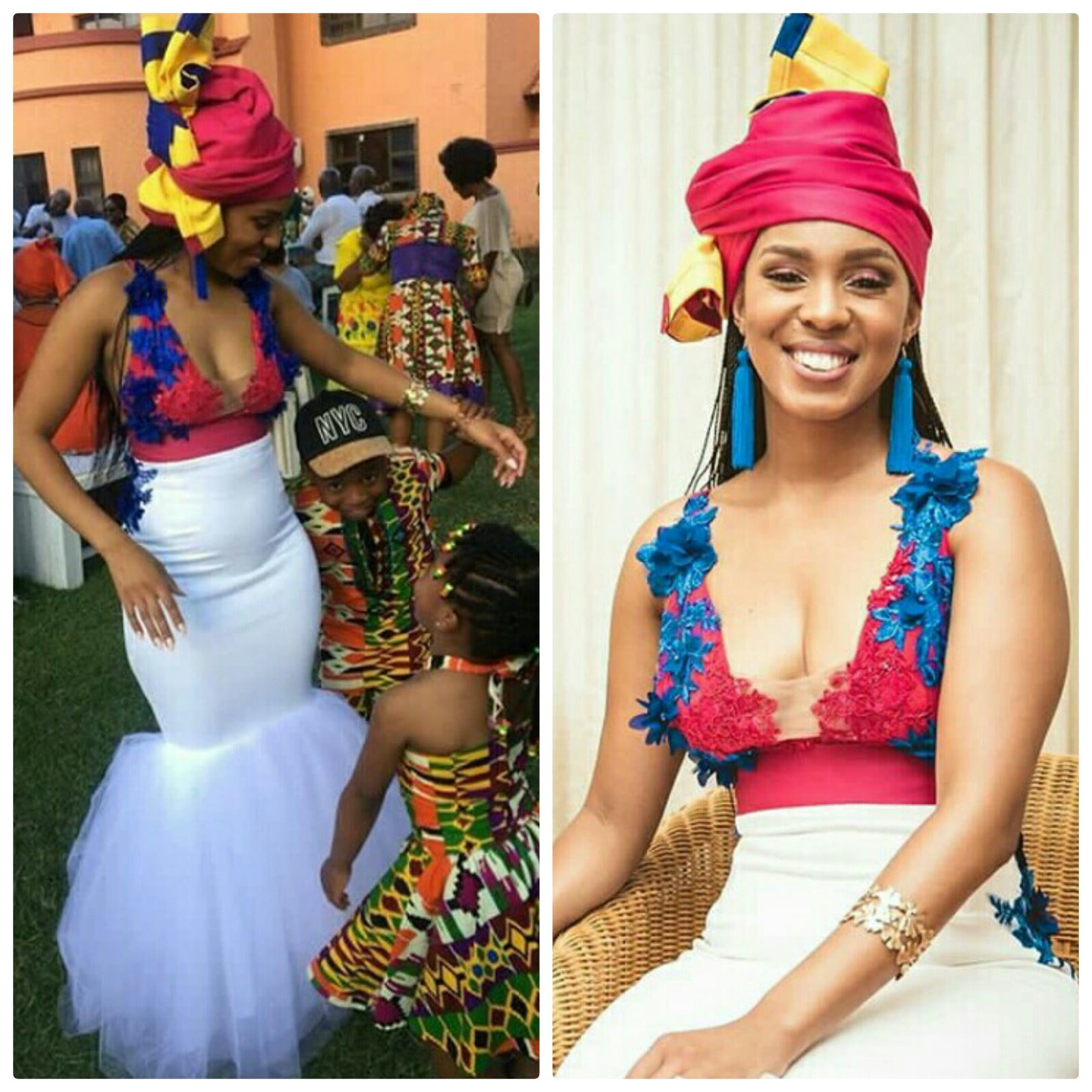 Sepedi Traditional Dresses To Wear To A Wedding