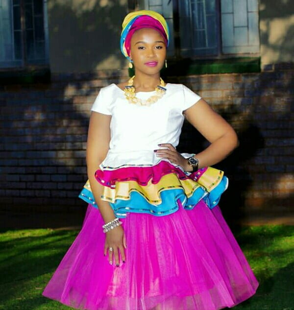 Winnie Mashaba Outfits: The Best Wedding Planner For Traditional