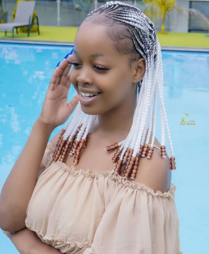 African Hair Braiding Styles With Beads Clipkulture