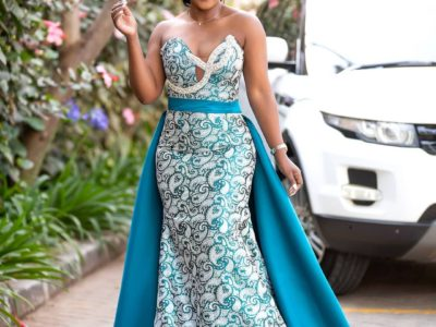 African Wedding Gowns for Kenyan Brides