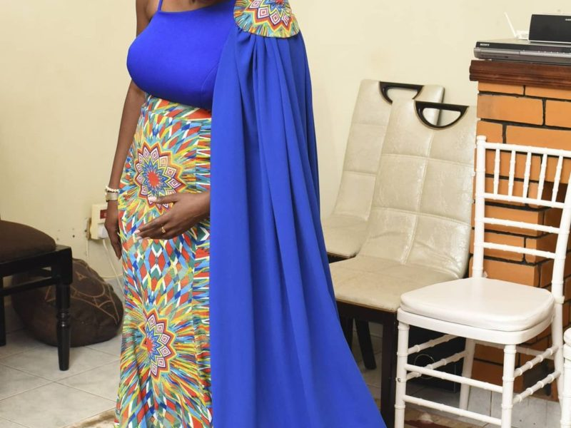 Blue Themed Ruracio Dresses
