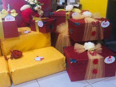Engagement Packing for Ghana Traditional Wedding