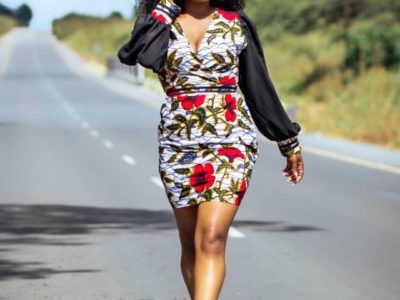 Order African Print Dresses in Zambia