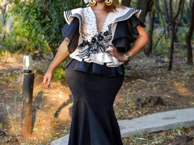 Xhosa Wedding Dress for Modern African Brides