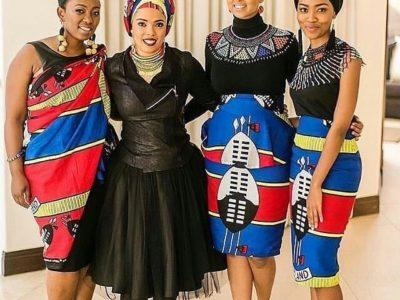 Heritage Day Outfits; Swati Emahiya Designs